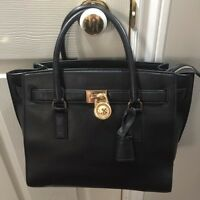 Authentic Michael Kors Large Hamilton Traveler for $280!