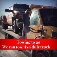 $80 Dollars! Flatbed towing flat rate, no hookup fees