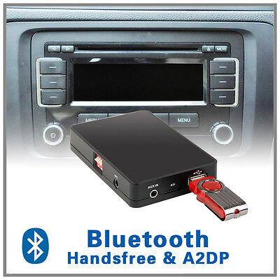 Bluetooth handsfree USB MP3 adapter-VW 12pin RCD 200 210 300 310 500 MFD2