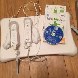 NINTENDO Wii Consul &Games