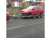 Ford Fiesta 1.4Tdci Breaking.
