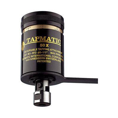Tapmatic: Gewindeschneidapparat 50X M3,0-12  +++NEU+++