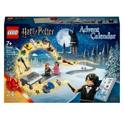 (1) 75981 Lego Harry Potter Yule Advent Calendar Set 335pcs New Fast Shipping