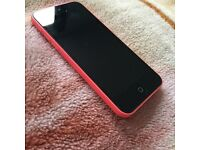 IPhone 5c 16gb pink unlock