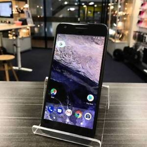 GOOD CONDITION GOOGLE PIXEL 32GB BLACK AU MODEL UNLOCKED WARRANTY Molendinar Gold Coast City Preview