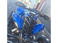 Yamaha raptor 700 road legal quad, Yfz 450, ltr 450, Yamaha banshee, bargain