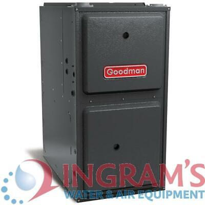 60k BTU 96% AFUE Multi Speed Goodman Gas Furnace - Upflow/Ho