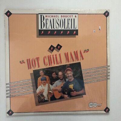 Michael Doucet & Beausoleil – Hot Chili Mama- VINYL (Arhoolie 5040) - Very Good