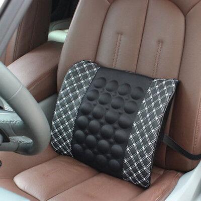 Big sale Car Electric Lumbar Seat Back Massage Cushion Home Chair Waist Great