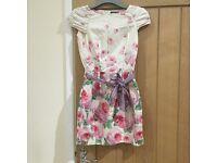 Floral Warehouse dress