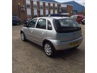 2005 VAUXHALL CORSA 1.2 ONLY 43K HPI CLEAR BARGAIN