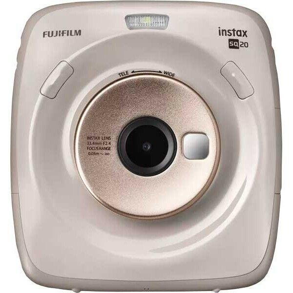 Fujifilm Instax QUADRATO SQ20 fotocamera Beige