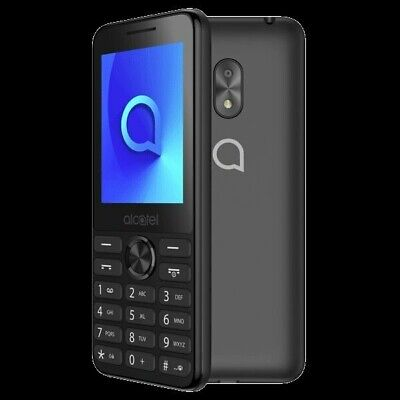 Brand New Alcatel 2003G - 2G Basic Phone Unlocked Mobile Phone Uk Stock