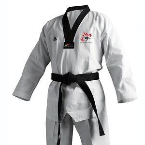 Adidas ADI-CHAMPION 2 Taekwondo Dan Uniform