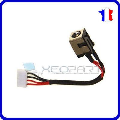 Connecteur alimentation ASUS X70L Cable Socket wire Dc power jack conector