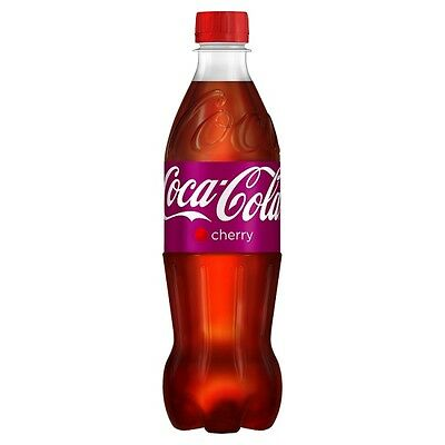 Coca Cola Cherry 500ml X 12