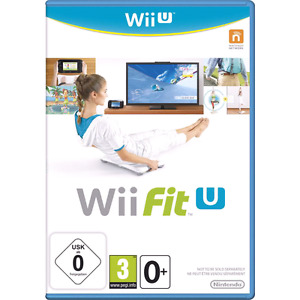 Wanted. Wii fit u game