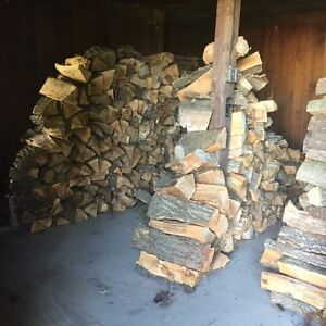 30$ for a level truckload of fire wood