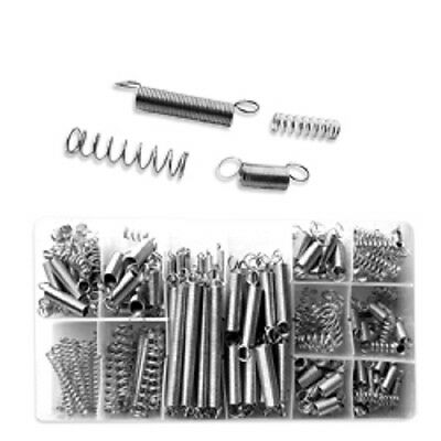 Box Of Small Metal Bulk Loose Steel Coil Coiled Springs Assortment Kit Assorted
