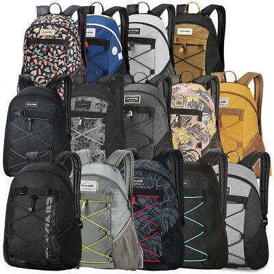 a9be8b5006d21 Dakine Wonder Rucksack 15L Schule Sport Freizeit Tasche Backpack Ranzen