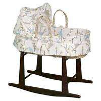 Jolly Jumper Moses Basket and 2 Stands