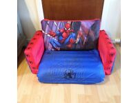 Spider-Man Inflatable chair bed