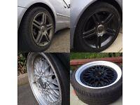 Alloy Wheel Refurbishment - South East London