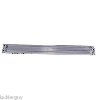10-16 Little Giant Telescopic Plank Scaffold Staging Aluminum Walkboard 250lb