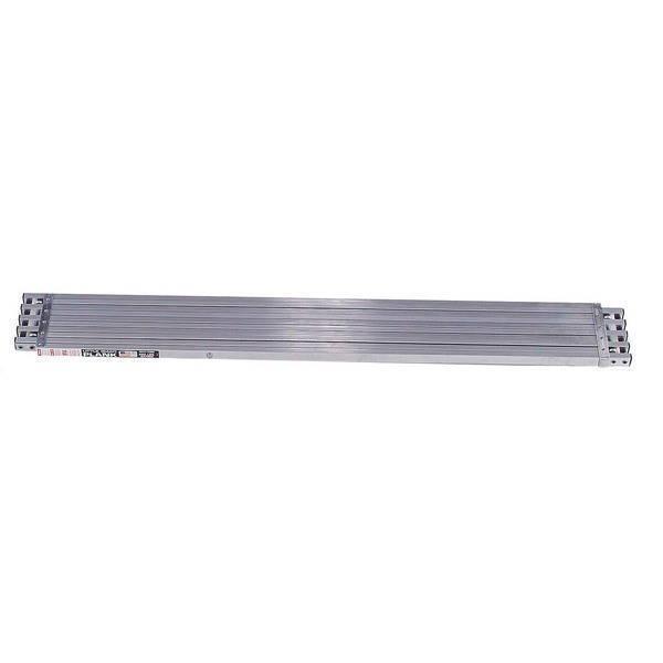 10-16 Little Giant Telescopic Plank scaffold staging aluminum walkboard 250lb