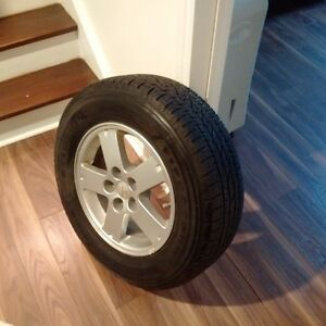 Firestone All Season Tires