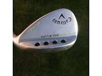 Callaway Mac Daddy 52 degree wedge