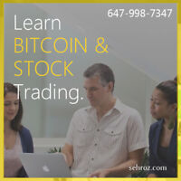 Bitcoin & Crypto Currecny | BUY + SELL or LEARN to TRADE | Live.