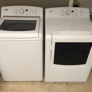 KENMORE Oasis HE Laveuse Secheuse Haute Efficacite Washer Dry