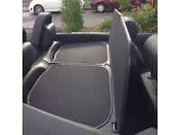 Audi A3 convertible wind break