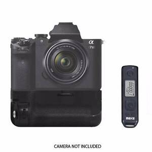 Meike Battery Grip & Remote for Sony A7II A7RII A7SII Full Box Tarneit Wyndham Area Preview