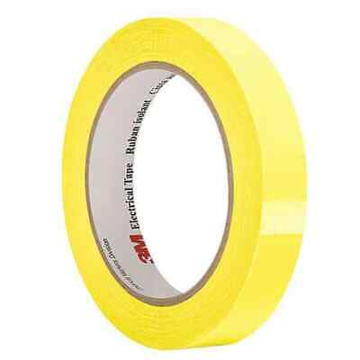 3m 1318 0.75 X 72 Yds Yellow Electrical Tape 1 Mil Polyester