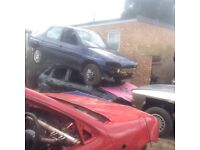Scrap cars/vans wanted ££££