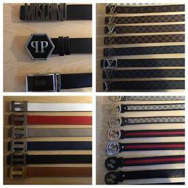 GUCCI LV LOUIS VUITTON HERMES belts - BEST PRICE