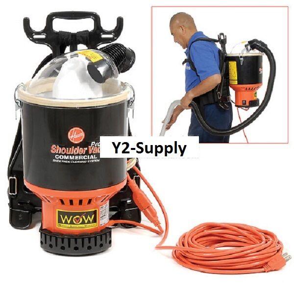 NEW! Hoover® HEPA Shoulder Vacuum!!