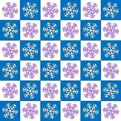 30 Custom Nordic Winter Art Personalized Address Labels