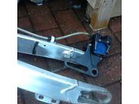 Pit bike brakes