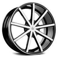 "NEW! FULL SET! 20""Verde wheels&low pro tires!!g35,sts,cts,maximS"