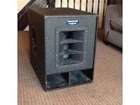 Mackie SWA1501 Bass Bin spares/repair