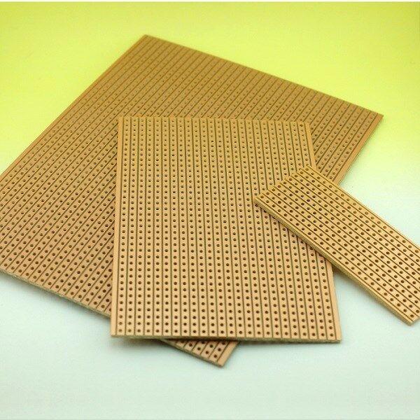 Strip Board Printed Circuit PCB Vero Prototyping Track (Packs of 5)
