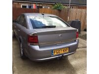 Vauxhall vectra 1.9 cdti 6 speed semi auto