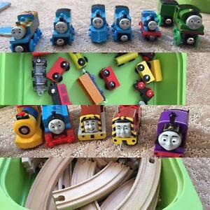 Thomas and Train tracks Lot