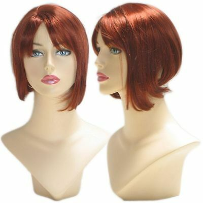 WG-041 Red Becky Wig (Halloween/Party/Costume/Cosplay) Wig - Halloween Wg Party