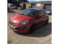 Vauxhall Corsa D special edition