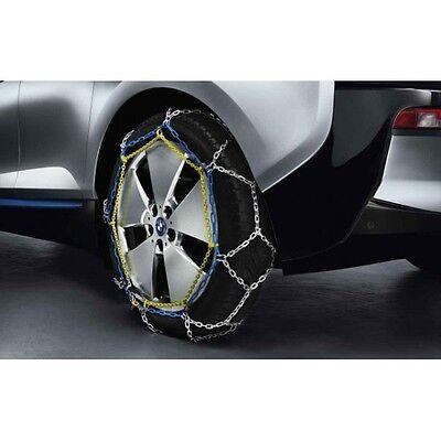Original BMW i3 Schneeketten System Comfort 15570R19 Snow 36112344236 2344236