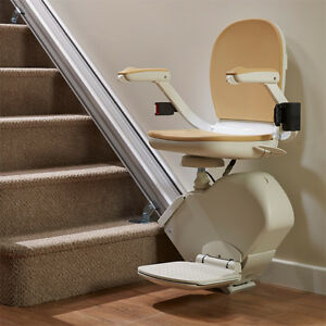 Power Operated Stair Lift